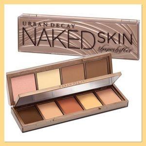 URBAN DECAY Shapeshifter Complexion Palette NWT